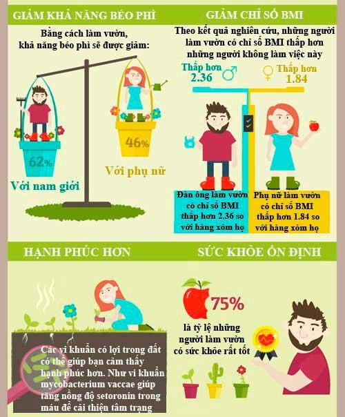 infographic 8 loi ich suc khoe tu lam vuon 2