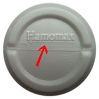 đáy hộp hamomax