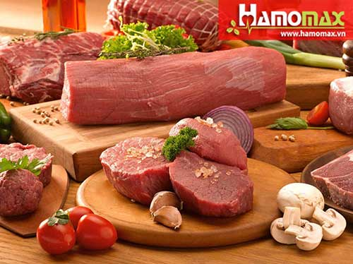 thịt đỏ gây ra nhiều bệnh nguy hiểm
