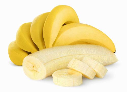 chuối là trái cây tốt cho người huyết áp cao