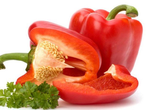ớt chuông tằn đề kháng ngừa virut corona