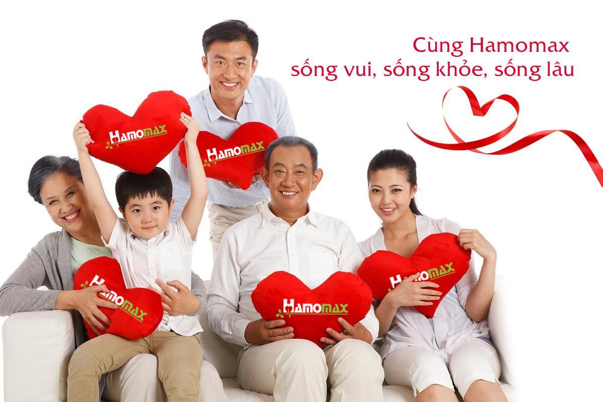 Đồng hành cùng Hamomax